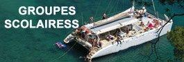 catamaran despedidas de solteros y solteras